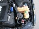Установка ГБО на Audi A8 3.7