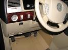 Lincoln Navigator Кнопка переключения