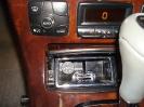 Установка ГБО на Mercedes CL500