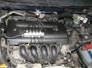 Pontiac  Vibe II ГБО BRC