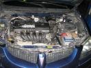 Pontiac  Vibe II Установка ГБО