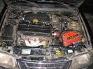 Установка ГБО на Saab  9000
